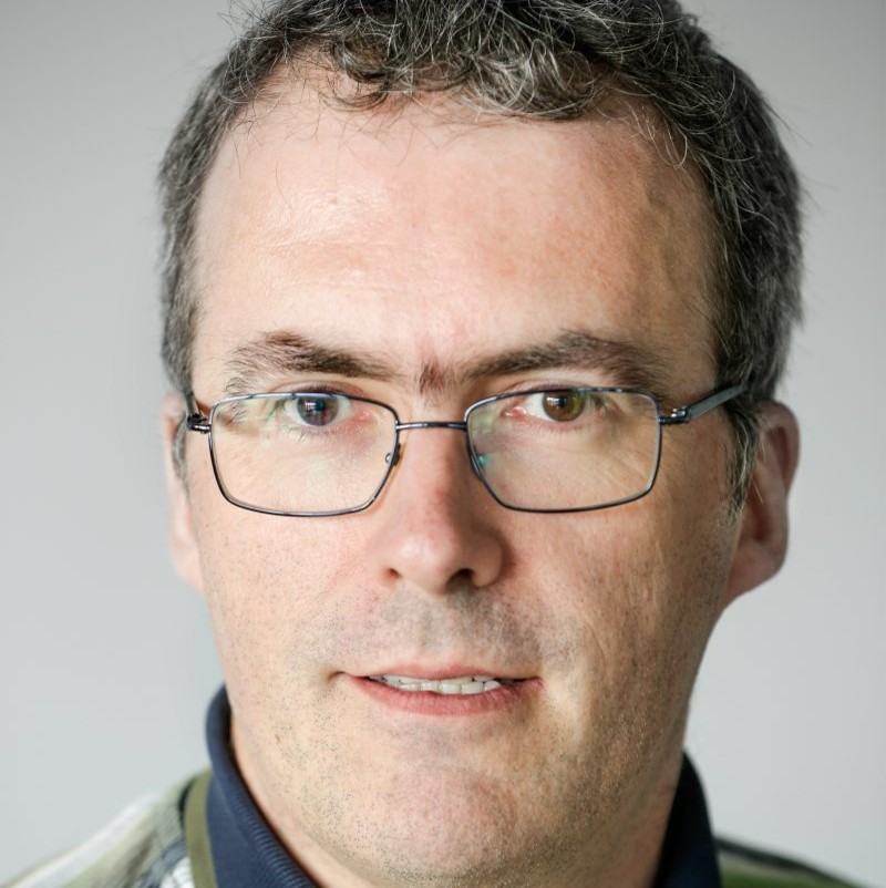 headshot of Vincent Rijmen, 2019 IACR fellow
