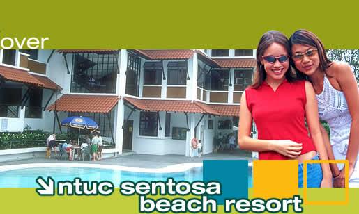 Ntuc Sentosa Beach Resort